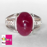 CINCIN NATURAL RUBY MADAGASKAR