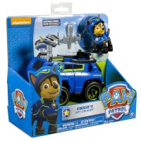 Paw Patrol Chase's Spy Cruiser, Vehicle and Figure Nickelodeon