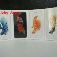 [TERMURAH ORI] IPhone 6s Plus 128 Grey Garansi 1 Tahun Apple New