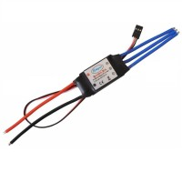 30A SimonK Program RC Brushless ESC With BEC 3A For Axis Quadcopter