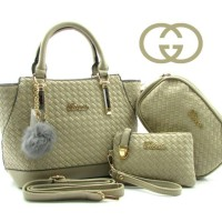 Gucci Anyaman Set 3 In1 5172