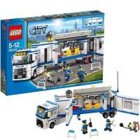 Jual LEGO City - 60044 Mobile Police Unit Set Cop Motor Car Truck Toy Kids Murah