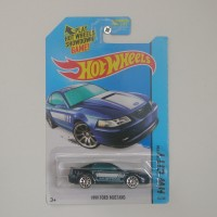 Harga hot wheels 1999 ford mustang hw city blue by toko hobi | WIKIPRICE INDONESIA
