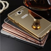 Samsung galaxy G7106 / Grand 2 Mirror Metal Bumper Back Cover Case