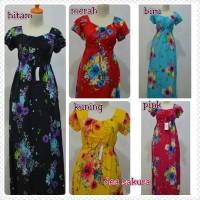 Harga daster dea sakura baju tidur santai dress motif   antitipu.com