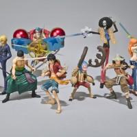 [S01] One Piece Battle Of Fisman Island Set 9