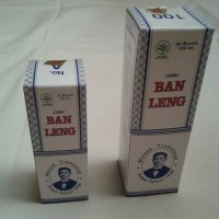 Minyak Tradisional Ban Leng 50 ml (Obat Memar, Wasir, Batuk, dll)