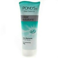 Ponds Anti Bacterial Facial Scrub 50G