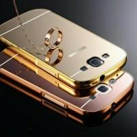 Galaxy S3 i9300 Aluminum Metal Bumper Mirror Plating Hard Back Case