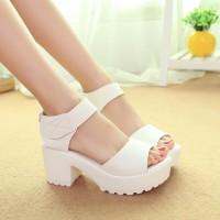 harga sandal sepatu wanita pesta kerja casual santai formal at9 Tokopedia.com