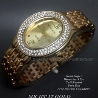 JAM TANGAN WANITA MK RT 17 SEMI SUPER BOX EXCLUSIVE