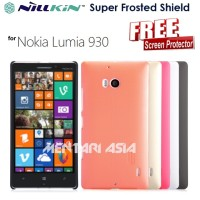 Hardcase for NOKIA Lumia 930 : NILLKIN Super Frosted ( + FREE SP)