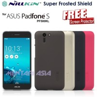 Hardcase for ASUS Padfone-S PF550KL : NILLKIN Super Frosted (+FREE SP)