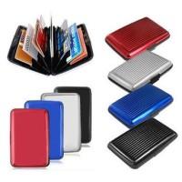 Tempat Kartu Nama Box, Holder, Aluminum / Aluminium Case Business Card