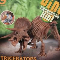 Dino Excavation Kit Triceratops
