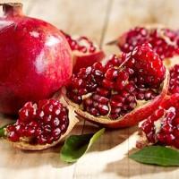 Benih / Bibit Buah Delima Merah (Red Pomegranate Fruit Seeds) - LOKAL