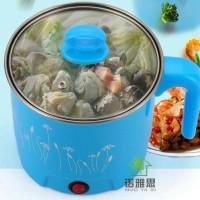 Pot Steamer / Slow Cooker / Panci Elektrik