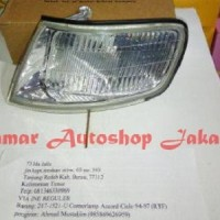 cornerlamp honda accord cielo 94-97