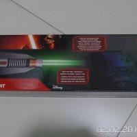 Uncle Milton Star wars science room light lightsaber Luke Skywalker