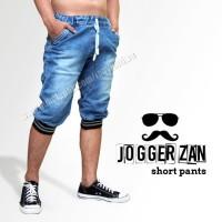 Celana Jogger Jeans 3/4 / Joger / Pendek