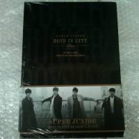 SUPER JUNIOR BOYS IN CITY 4 PARIS - Super Junior