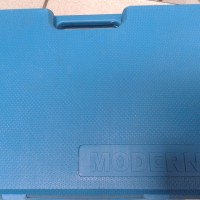 Mesin Bor Modern 13 Mm M 2130 B Reversible Impact Drill