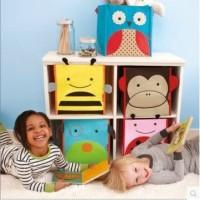 Box Tempat Mainan Anak Karakter . Skiphop Toys Storage