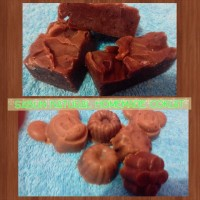 Sabun Coklat Natural Homemade