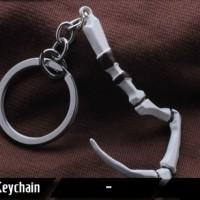 Gantungan Keychain Dota 2 Dragonclaw Pudge Hook | Aksesoris Kalung Acc