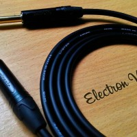 Jual Kabel gitar/Bass Canare Ori Japan 3 meter with Gold Plated Jack Murah