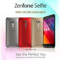 Asus Zenfone Selfie ZD551KL 3/32GB - Garansi Resmi Asus 1 Tahun