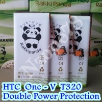 BATERAI HTC ONE V T320 BK76100 DOUBLE POWER PROTECTION