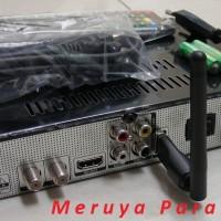 Paket Receiver Skybox F1 + dan USB Dongle Wifi