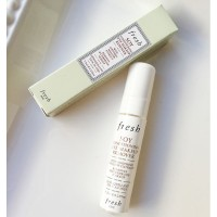 FRESH SOY CONDITIONING EYE MAKEUP REMOVER TRAVEL MINI SIZE