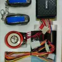 Alarm motor merk panom