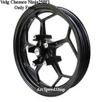 Velg Chemco DD Ninja250F1/Z250 (Only Front / Hanya Depan)