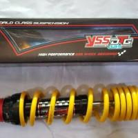 harga Shock YSS Hybrid Dtg 300mm Mio, Beat, Vario 110 warna kuning Tokopedia.com