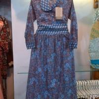 Gamis batik anak | Baju batik anak | Gamis anak murah