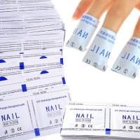 Nail Gel Polish Remover Wraps / Instant 10 Jari