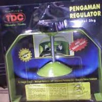 harga Pengaman Regulator Tabung Gas 3Kg - TDC BM-3PR Tokopedia.com