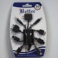 Travel Charger 10in1 Better
