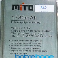 Baterai Battery Mito Impact Android One Mito A10 A250 Original Ori