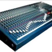 Murah !!! Mixer Soundcraft LX 7 ii ( 24 channel ) ORIGINAL