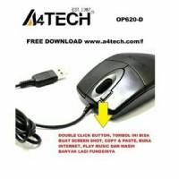Mouse Usb A4tech Op620d