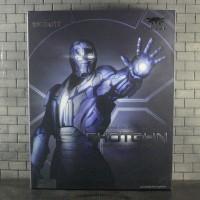 Comicave Iron Man Mark 40 Shotgun MISB NEW ORI 75% Diecast Ironman