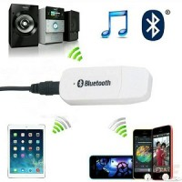 Jual USB Bluetooth 3.5mm Stereo Music Audio Receiver Adapter Murah