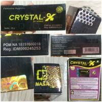 CRISTAL X ORIGINAL - CX