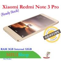Xiaomi Redmi Note 3 Pro (3GB / 32GB) Gold