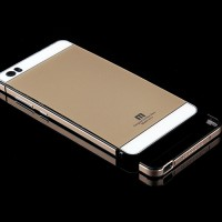Jual IPHONE STYLE TEMPERED GLASS CASE XIAOMI MI NOTE/ NOTE PRO Murah
