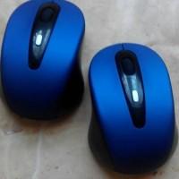 Mouse Bluetooth gak perlu pakai dogle